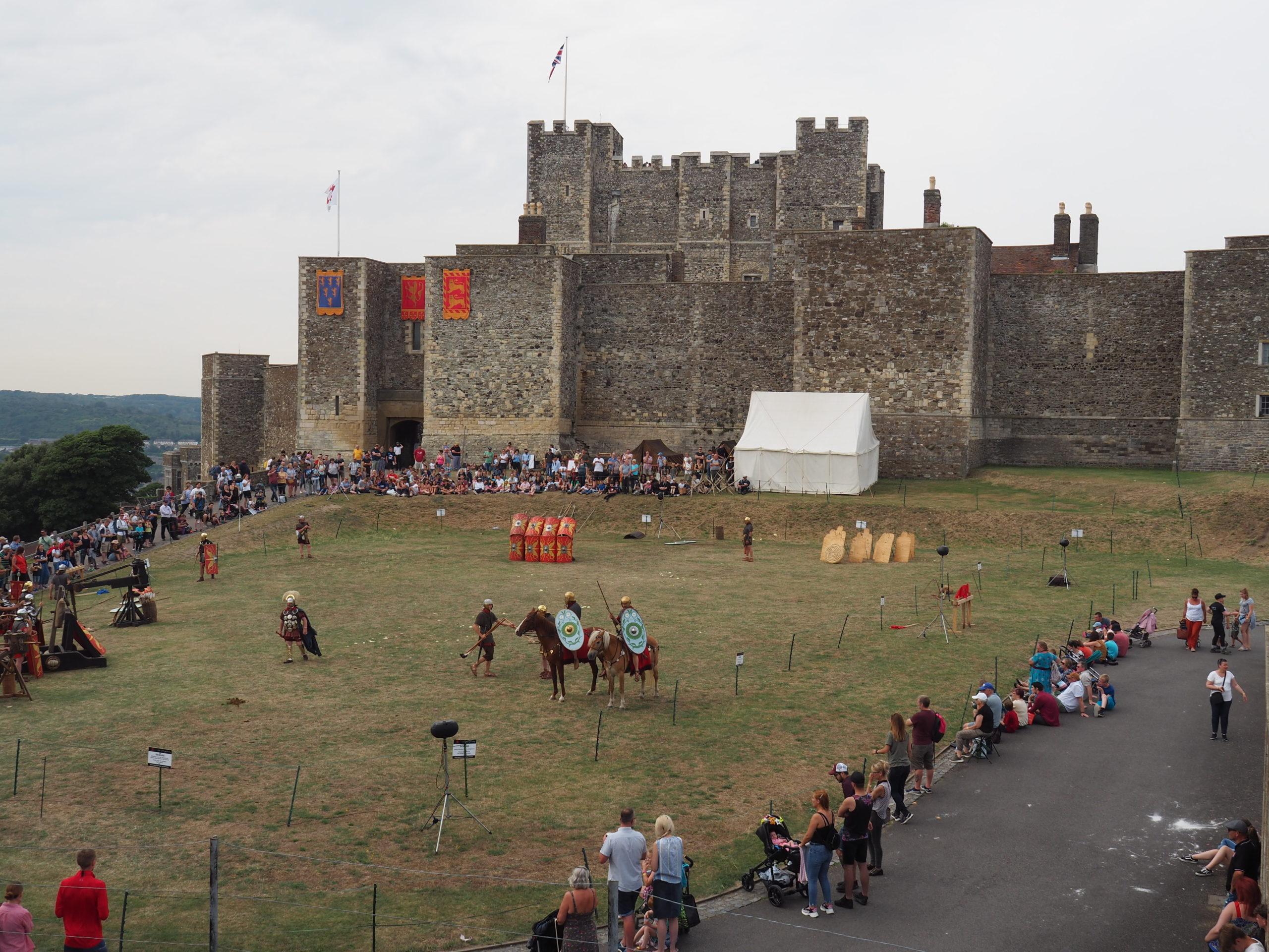 Afbeelding bij 2019 Dover Castle